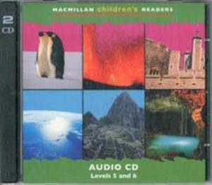 Macmillan Children's Readers CD x2 Levels 5-6
