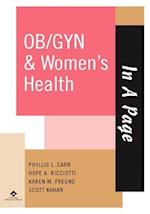 In a Page OB/GYN & Women's Health (In a Page)