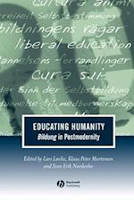 Educating Humanity (Journal of Philosophy of Education)