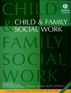 Child and Family Social Work