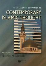 The Blackwell Companion to Contemporary Islamic Thought (Blackwell Companions to Religion)