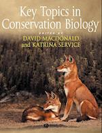 Key Topics in Conservation Biology af David Macdonald, Katrina Service