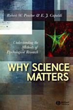 Why Science Matters af Robert Proctor, E J Capaldi