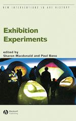 Exhibition Experiments (New Interventions in Art History)