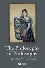 The Philosophy of Philosophy af Timothy Williamson