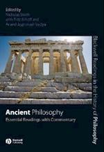Ancient Philosophy (Blackwell Readings in the History of Philosophy)