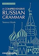 Comprehensive Russian Grammar 3E (Blackwell Reference Grammars)