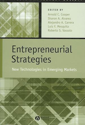 Entrepreneurial Strategies