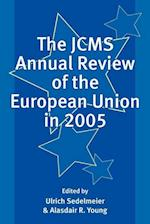 The Jcms Annual Review of the European Union in 2005 af Ulrich Sedelmeier, Alasdair R Young