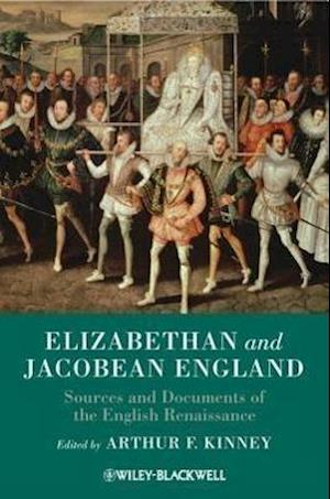 Elizabethan and Jacobean England