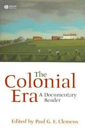 The Colonial Era