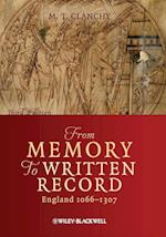 From Memory to Written Record