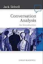 Conversation Analysis (Language in Society)
