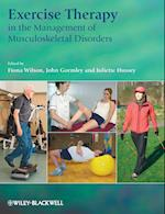 Exercise Therapy in the Management of Musculoskeletal Disorders