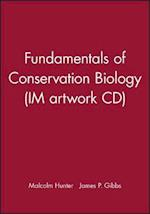 Fundamentals of Conservation Biology (IM Artwork CD)