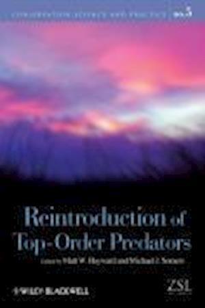 Hayward, M: Reintroduction of Top-Order Predators