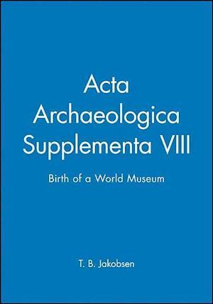 Acta Archaeologica Supplementa VIII
