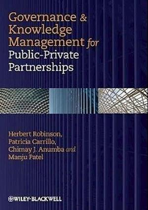 Governance and Knowledge Management for Public-Private Partnerships