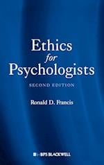 Ethics for Psychologists af Francis