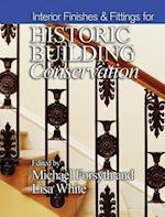 Interior Finishes and Fittings for Historic Building Conservation (Historic Building Conservation)