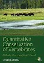 Quantitative Conservation of Vertebrates