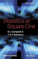 Statistics at Square One 11E