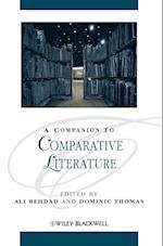 A Companion to Comparative Literature (Blackwell Companions to Literature and Culture)