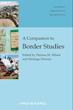 A Companion to Border Studies (Blackwell Companions to Anthropology)