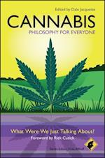 Cannabis (Philosophy for Everyone)