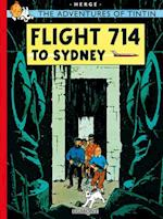 Flight 714 to Sydney (Adventures of Tintin)