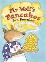 Mr Wolf's Pancakes af Jan Fearnley