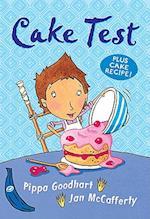 Cake Test (Blue Bananas)