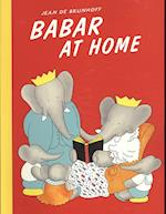 Babar at Home af Jean de Brunhoff