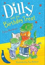 Dilly and the Birthday Treat (Blue Bananas Egmont Press)
