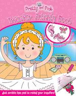 Pretty & Pink Transfer Activity Book