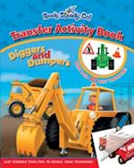 Ready, Steady, Go! Diggers & Dumpers Transfer Activity Book