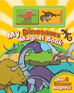 Dinosaurs Magnet Book