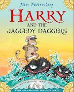 Harry and the Jaggedy Daggers af Jan Fearnley
