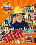 Fireman Sam: 1001 Stickers Fun Book (1001 Stickers Fun Books)