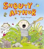 Shouty Arthur af Angie Morgan