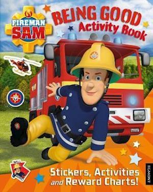 Fireman Sam: Being Good Activity Book