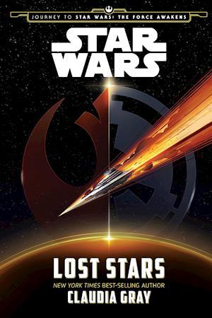 Bog, paperback Star Wars The Force Awakens: Lost Stars af Claudia Gray