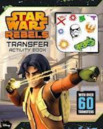 Star Wars Rebels Transfer Book (Star Wars Rebels)
