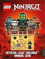The Official LEGO Ninjago Annual