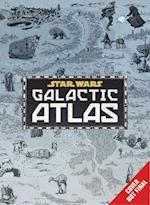 Star Wars: Galactic Atlas af Lucasfilm Ltd