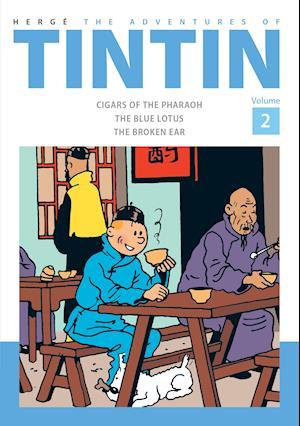 The Adventures of Tintin Volume 2