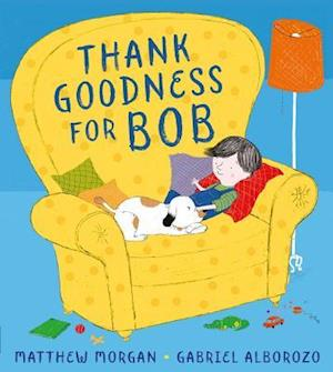 Bog, paperback Thank Goodness for Bob af Matthew Morgan