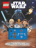 The Official LEGO Star Wars Annual 2017 af Egmont UK Ltd