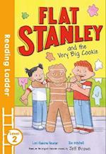Flat Stanley and the Very Big Cookie (Reading Ladder Level 2)