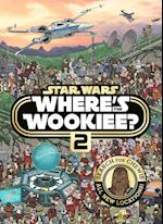 Star Wars Where's the Wookiee 2 Search and Find Activity Book af Lucasfilm Ltd